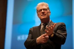 Sir Ken Robinson. Image by Sebastiaan ter Burg